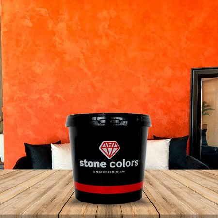 Cimento queimado tradicional Terracota 5 kg - Stone Colors