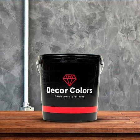 Cimento Queimado Rústico Grafite 5 kg - Decor Colors