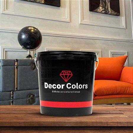 Cimento Queimado Rústico Crômio 5 kg - Decor Colors
