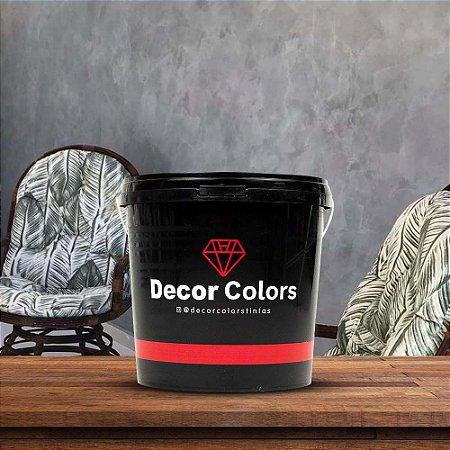 Cimento Queimado Rústico Cinza Puro 5 kg - Decor Colors