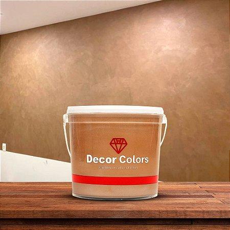 Cimento Diamantado Aveludado Chocolate 3,2 kg - Decor Colors