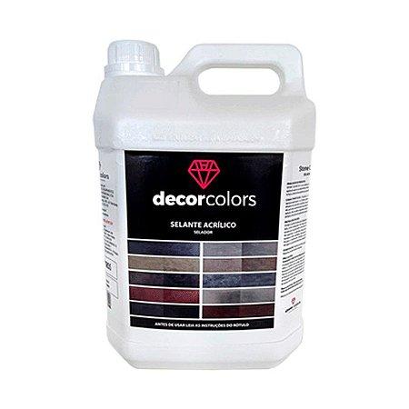 Selante Para Cimento Queimado 5L - Decor Colors