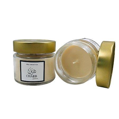 Vela Aromática - Chá Branco 120g
