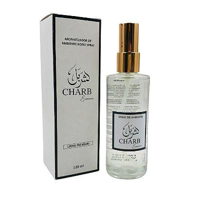 Aromatizador de Ambiente Home Spray - Linha Memórias do Líbano - Charb 120 ml