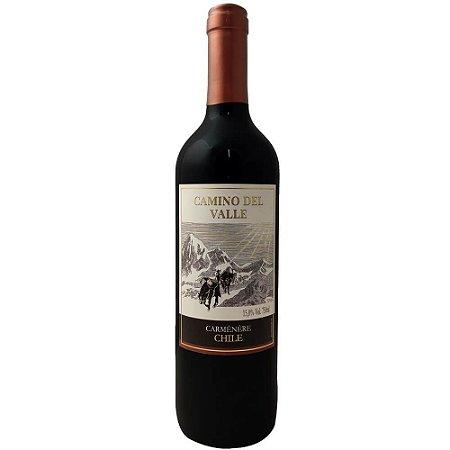 Vinho Camino Del Valle Carménère