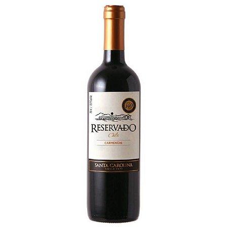 Vinho Santa Carolina Reservado Carménère