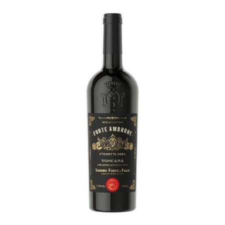 Vinho Forte Ambrone Etichetta Nera IGT Toscana
