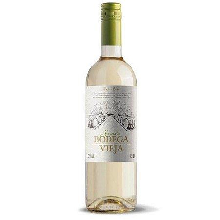 Vinho Bodega Vieja Branco Suave