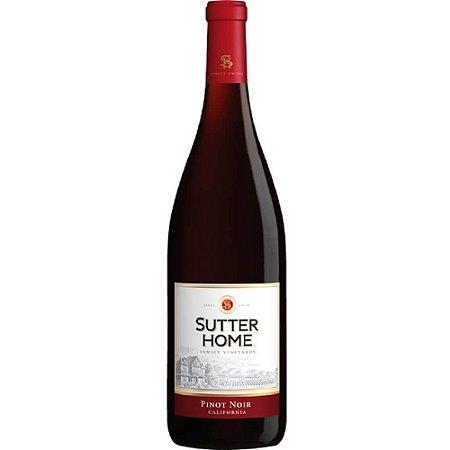 Vinho Sutter Home Pinot Noir