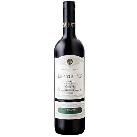Vinho Legado Muñoz Garnacha