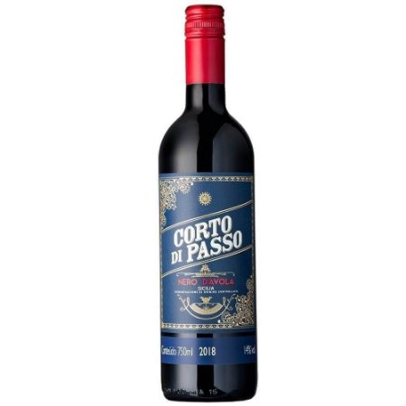 Vinho Corto di Passo Nero D'avola