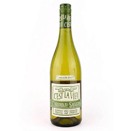 Vinho C'est La Vie Blanc - Vin De Pays D'oc