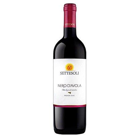 Vinho Settesoli Nero D'Ávola DOC