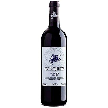 Vinho Conquesta Merlot