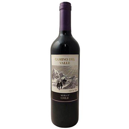 Vinho Camino Del Valle Merlot