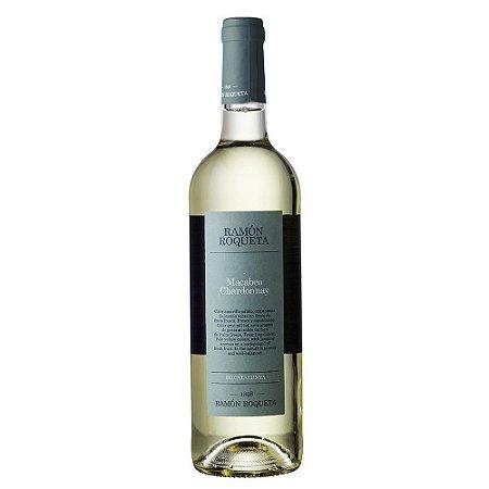 Vinho Chardonnay Macabeo Ramon Roqueta