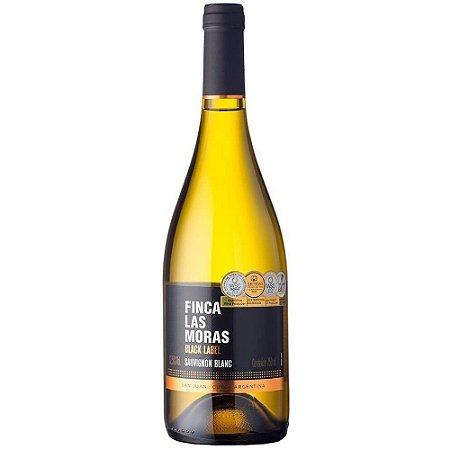 Vinho Black Label Sauvignon Blanc Finca Las Moras