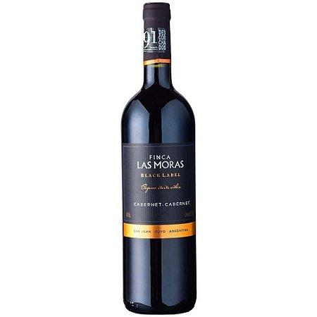 Vinho Black Label Cabernet - Cabernet Finca Las Moras