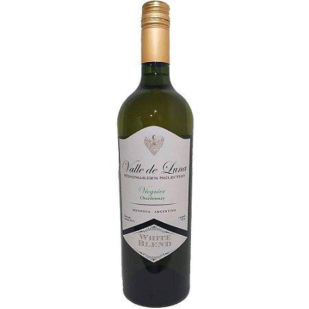 Vinho Valle de Luna Vineyard Selection Blend Viognier Chardonnay