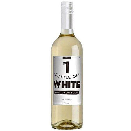 Vinho One Bottle of White Sauvignon Blanc