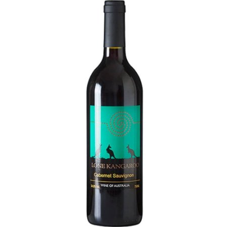 Vinho Lone Kangaroo Cabernet Sauvignon