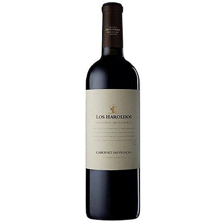 Vinho Los Haroldos Reserva de Família Cab Sauvignon