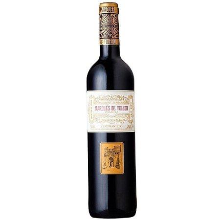 Vinho Marques de Toledo Crianza Tempranillo