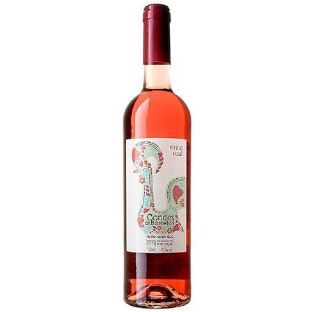 Vinho Condes de Barcelos Rosé