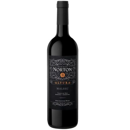 Vinho Norton Altura Malbec