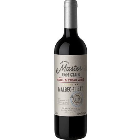 Vinho The Grill Master Malbec Shiraz