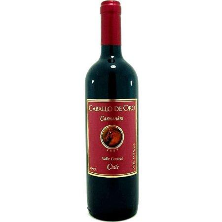 Vinho Caballo De Oro Carménère