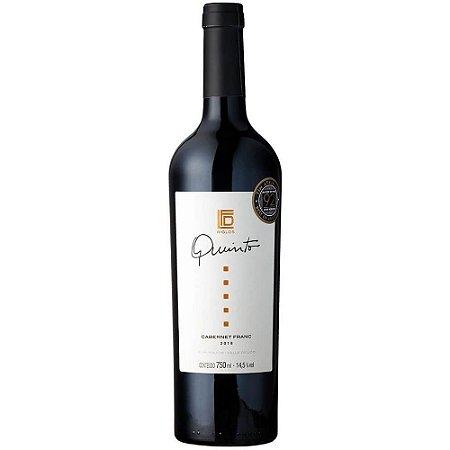 Vinho Quinto Cabernet Franc Riglos