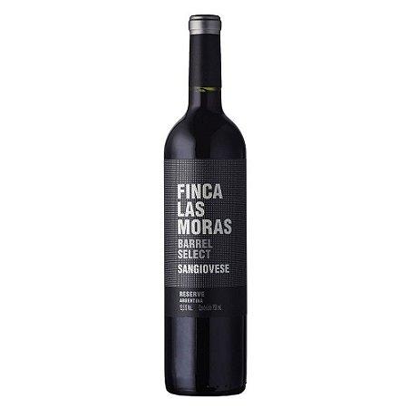 Vinho Sangiovese Barrel Select Finca Las Moras