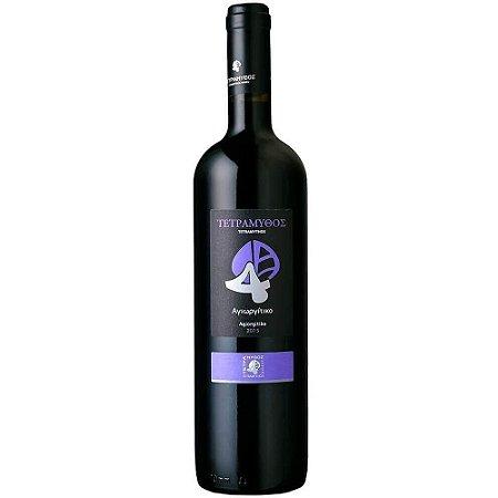 Vinho Agiorgitiko Tetramythos
