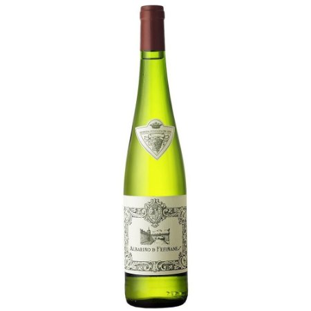 Vinho Albariño d'Fefiñanes