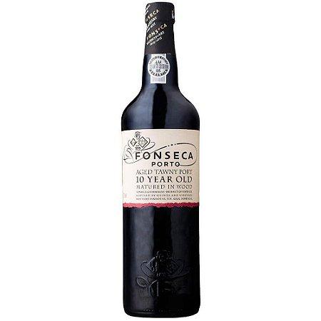 Vinho 10 Year Old Fonseca