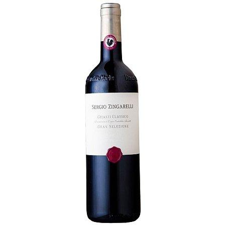 Vinho Gran Selezione Sergio Zingarelli Colorino