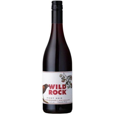 Vinho Pinot Noir Wild Rock