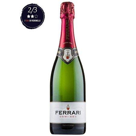 Espumante Ferrari Demi Séc Chardonnay