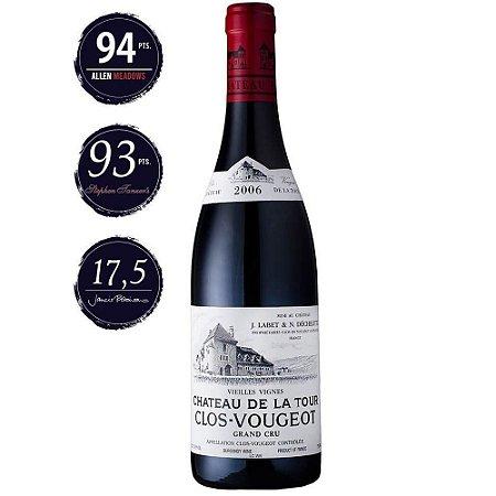 Vinho Clos-Vougeot Grand Cru Pinot Noir