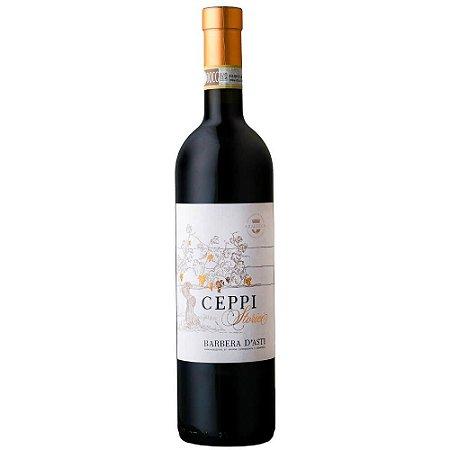 Vinho Barbera d'Asti Ceppi Storici