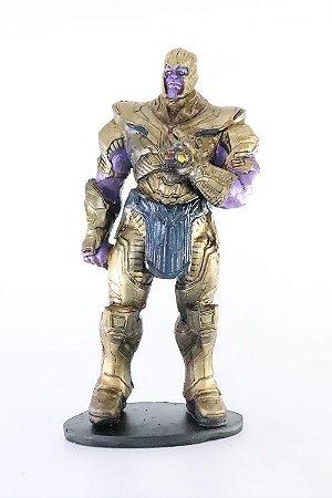 Thanos Action Figure em Resina