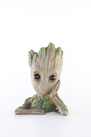 Groot Action Figure em Resina