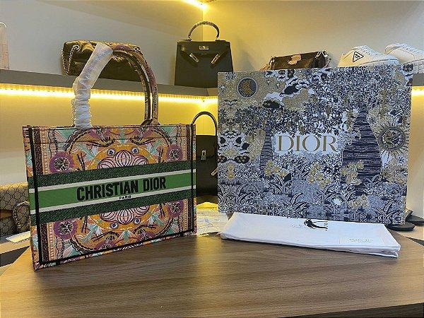 "Bolsa Tote Dior Book ""in Lights"" (PRONTA ENTREGA)"