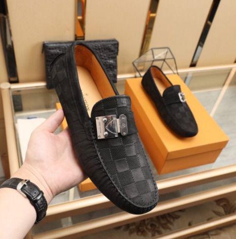 "Mocassim Louis Vuitton ""Black"""