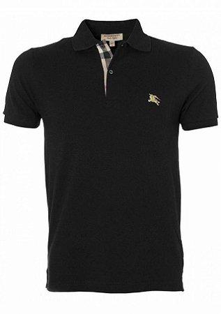 "Camisa Polo Burberry ""Black"""
