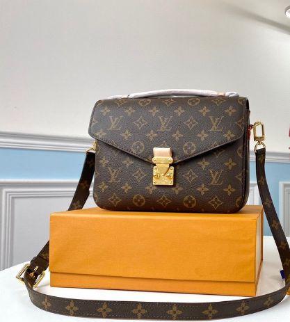 """Pochette Louis Vuitton Métis Monogram """"Beige"""""""