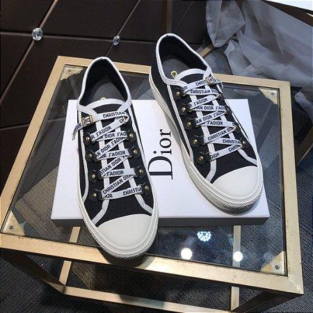 "Tênis Dior Sneaker ""Black"""