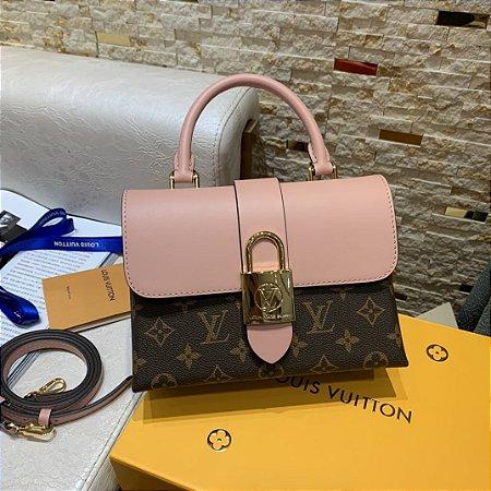 "Bolsa Louis Vuitton Locky BB ""Pastel Pink"""