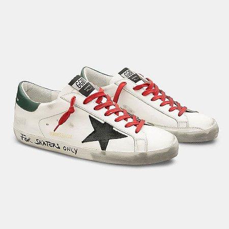 "Tênis Golden Goose Sneaker ""White"""